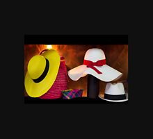Panama Hats Are Made In Ecuador III Womens Fitted T-Shirt