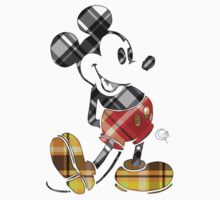 Plaid Mickey by creativenergy