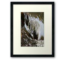 ripples Framed Print