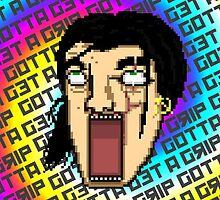 Gotta Get A Grip by VinylMigraine