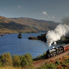 Fort William to Mallaig train by Fraser Ross
