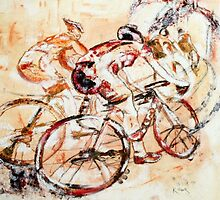 Tour de peterborough by Kay Clark
