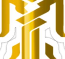 Kirkwall Gold Sticker