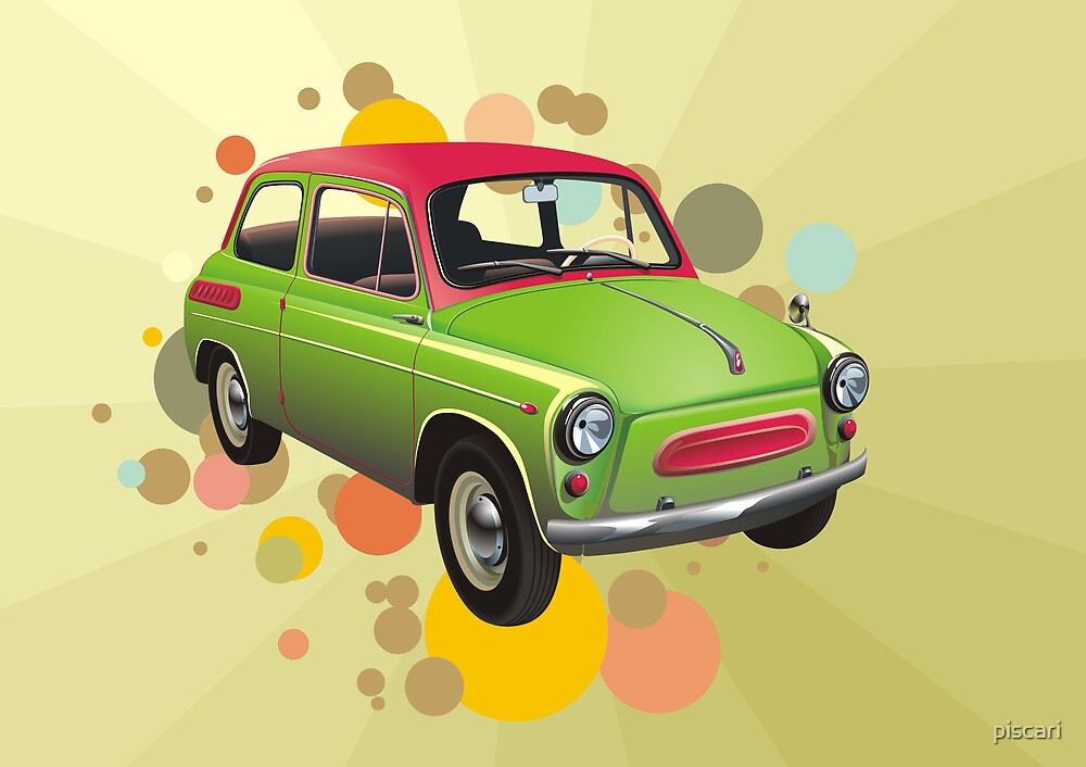 Funny Car by piscari