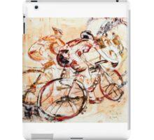 Tour de peterborough iPad Case/Skin