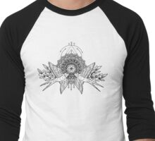 """Dissolution"" by Timothy Von Senden  Men's Baseball ¾ T-Shirt"