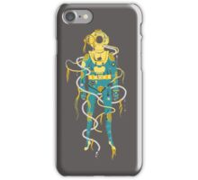 Aquanaut iPhone Case/Skin