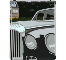 Silent Witness iPad Case/Skin