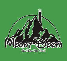 Mount Doom Kids Clothes