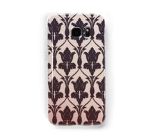 221B Baker Street Wallpaper Samsung Galaxy Case/Skin