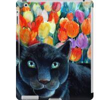 Black Panther iPad Case/Skin