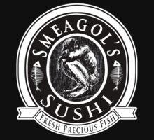 Smeagols Sushi - Fresh Precious Fish T-Shirt