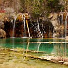 Hanging Lake by Eivor Kuchta