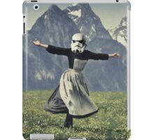 The Sound Of Yolo Trooper iPad Case/Skin