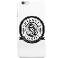 Smeagols Sushi - Fresh Precious Fish iPhone Case/Skin
