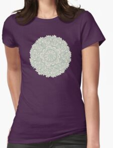 Sage Medallion with Butterflies & Daisy Chains T-Shirt