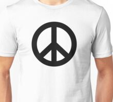 Electric Peace Unisex T-Shirt