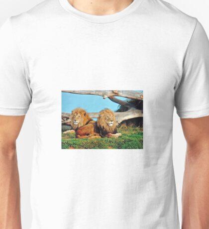 Lions. Unisex T-Shirt