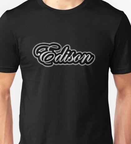 Vintage Edison  Unisex T-Shirt