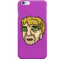 Manny Pardo iPhone Case/Skin