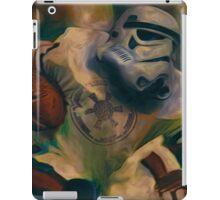 Retro Trooper Bowl One iPad Case/Skin