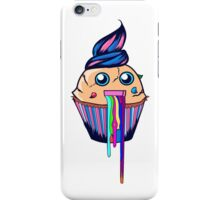 Muffin rainbow iPhone Case/Skin