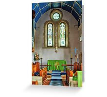 St. Mary's Church Greeting Card
