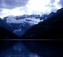 The Splendor of Lake Louise by Larry Trupp