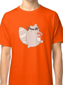 Raccoon - thief Classic T-Shirt