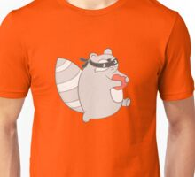 Raccoon - thief Unisex T-Shirt