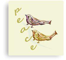Peace 2 Canvas Print