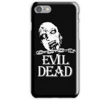 Vintage Evil Dead iPhone Case/Skin