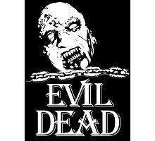 Vintage Evil Dead Photographic Print