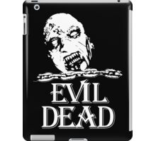 Vintage Evil Dead iPad Case/Skin