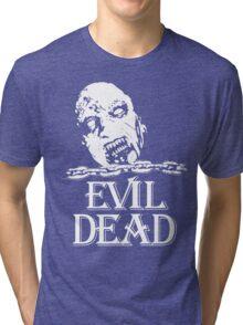 Vintage Evil Dead Tri-blend T-Shirt