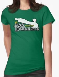 Stupei Iori: Ace Defective Womens Fitted T-Shirt
