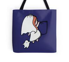 Pocket Donna Tote Bag