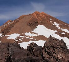 Pico Teide by kernuak