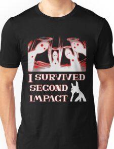 Second Impact Survivor Unisex T-Shirt