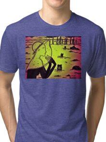 Girl Tri-blend T-Shirt