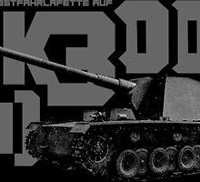 VK3001(H) Sturer Emil by deathdagger