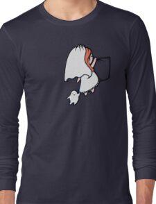 Pocket Donna Long Sleeve T-Shirt