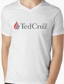 Ted Cruz 2016 Mens V-Neck T-Shirt