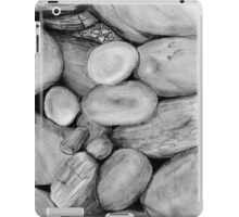 Irish Pebbles iPad Case/Skin