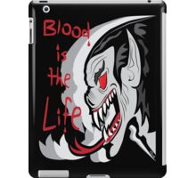Blood is the Life iPad Case/Skin