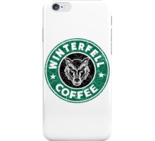 Winterfell Coffee iPhone Case/Skin