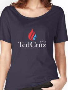 Ted Cruz President 2016 Women's Relaxed Fit T-Shirt