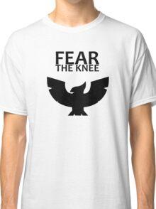 Smash Bros. - Fear The Knee Classic T-Shirt