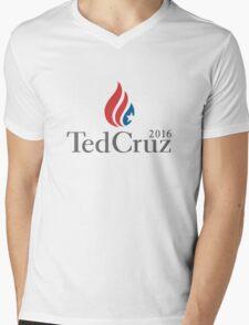 Ted Cruz President 2016 Mens V-Neck T-Shirt