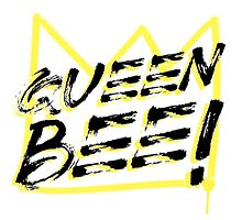 Queen Bee by daphnedumwamba